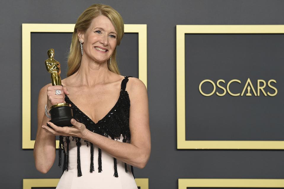 APTOPIX 92nd Academy Awards - Press Room