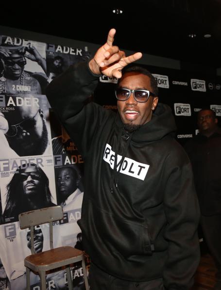 No. 11: Diddy ($50 million)