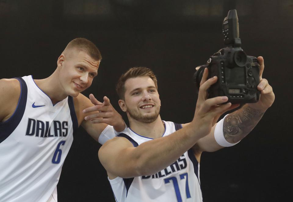 The Dallas Mavericks Are Already Talking About Making The Playoffs
