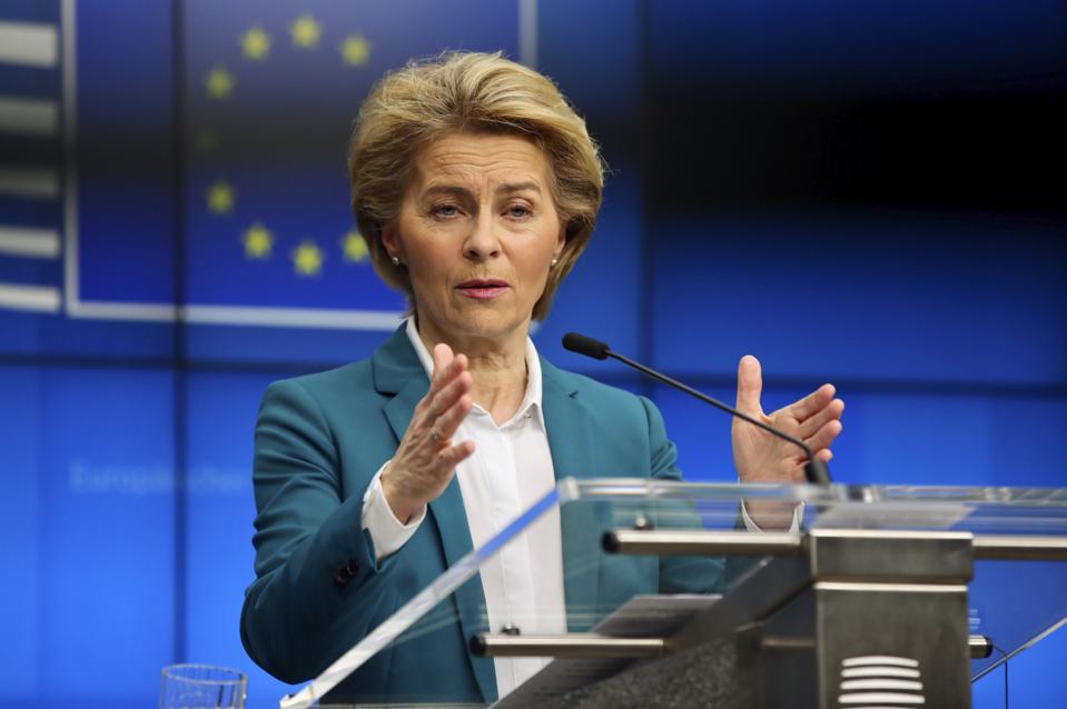 Belgium EU Virus Outbreak
