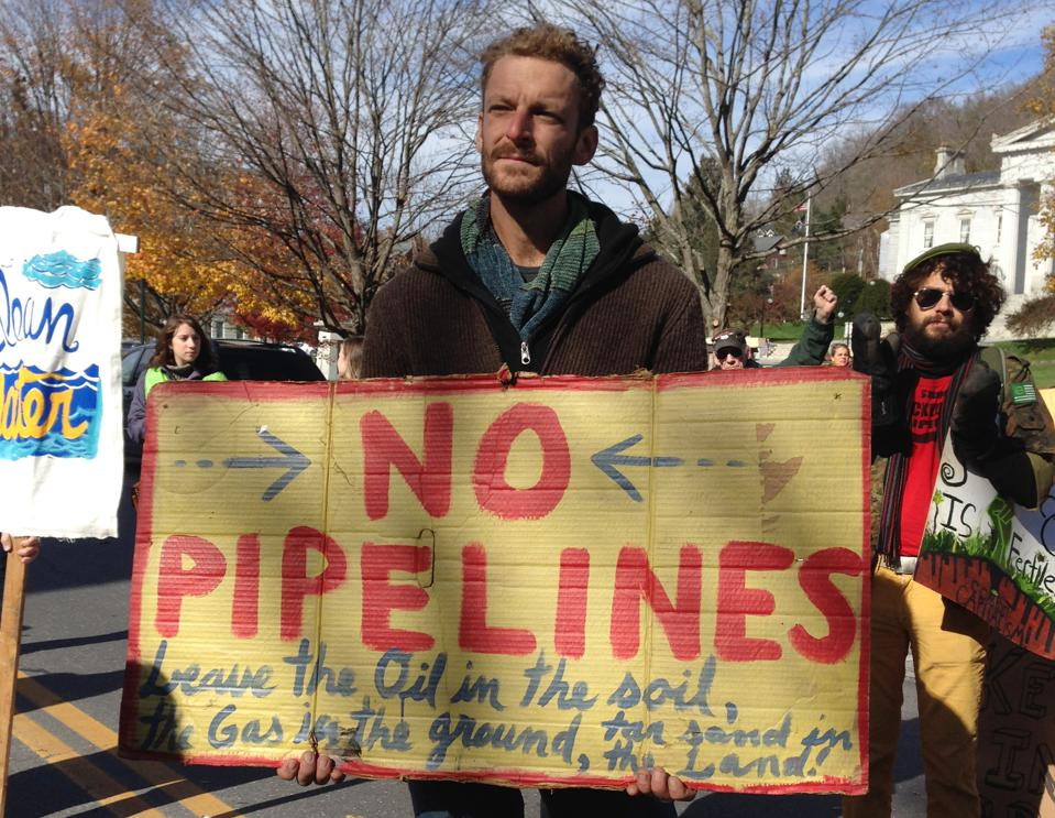 Can Environmentalists Impede Investment In More Natural Gas Pipelines?