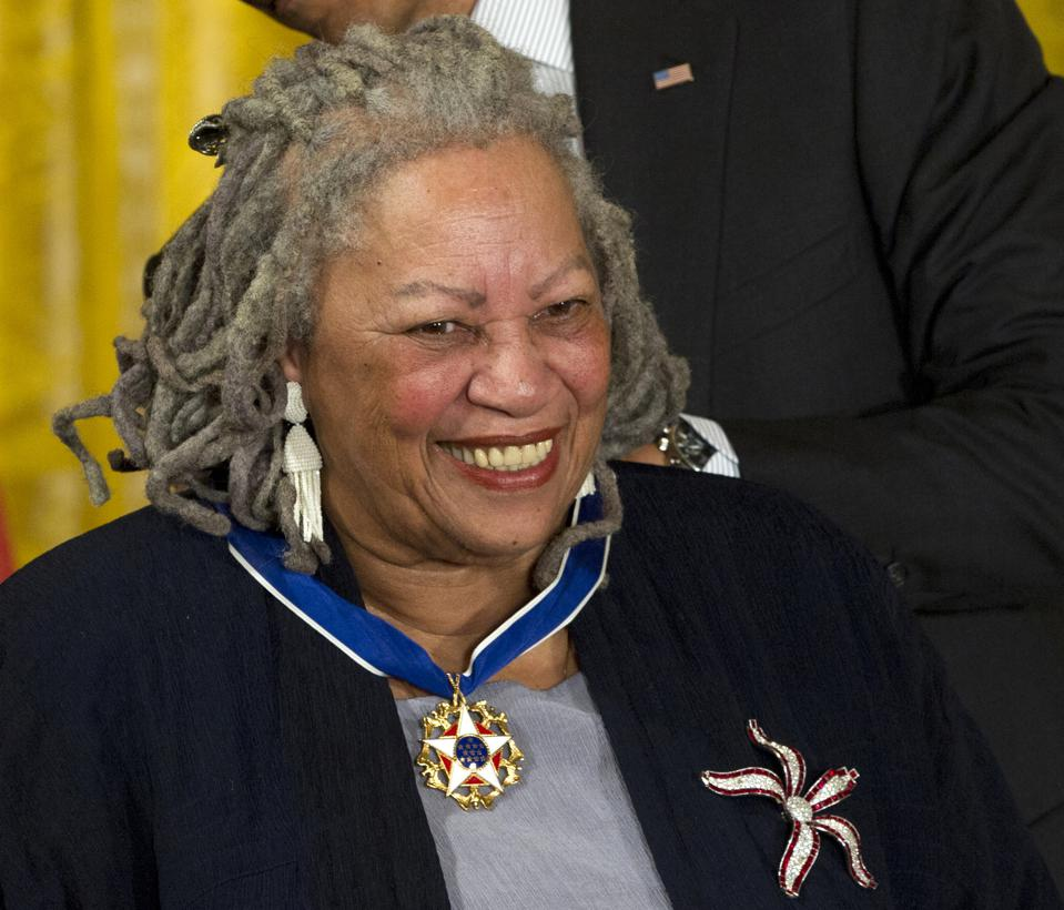 Toni Morrison Beloved Presidential Medal of Freedom