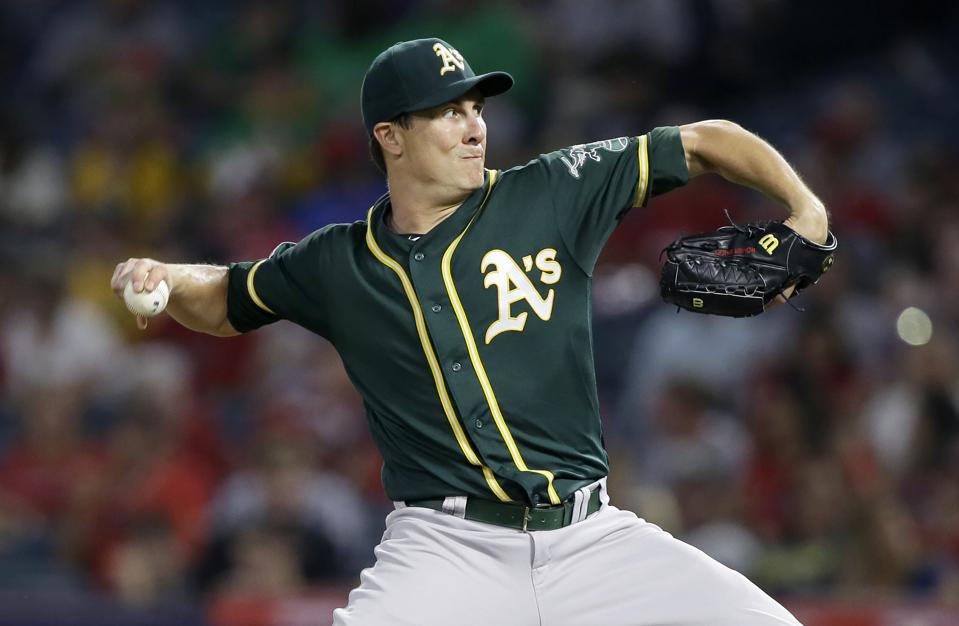 MLB's Best Cutters And Splitters Are Thrown By Homer Bailey, Anibal Sanchez And Walker Buehler