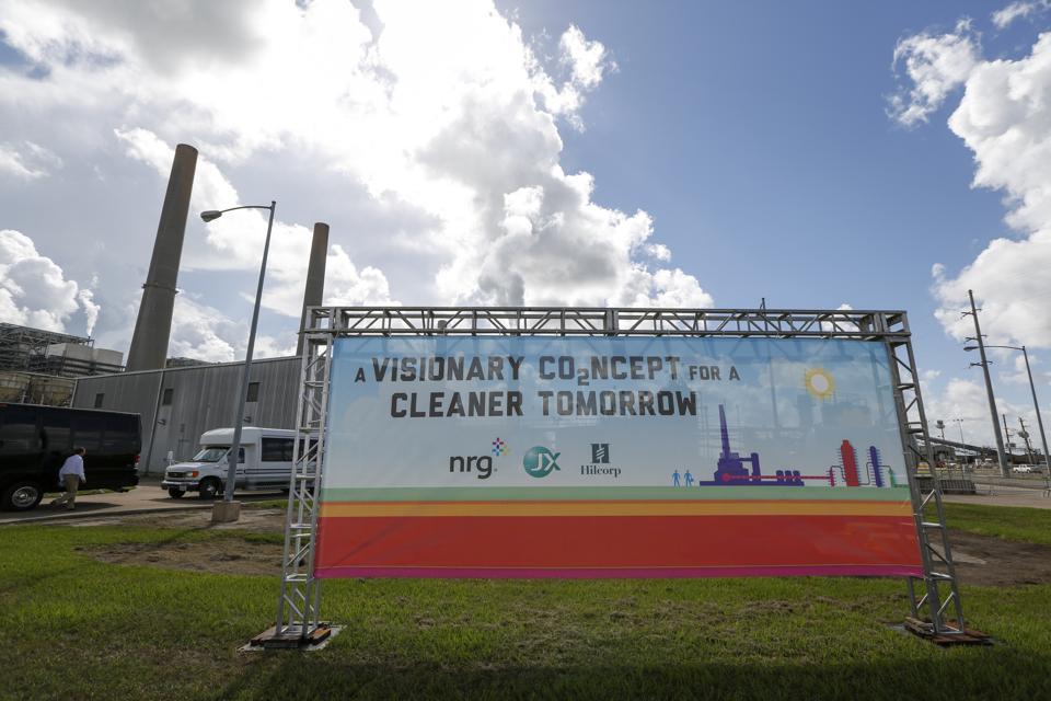 Groundbreaking event for Petra Nova Post-Combustion Carbon Captu