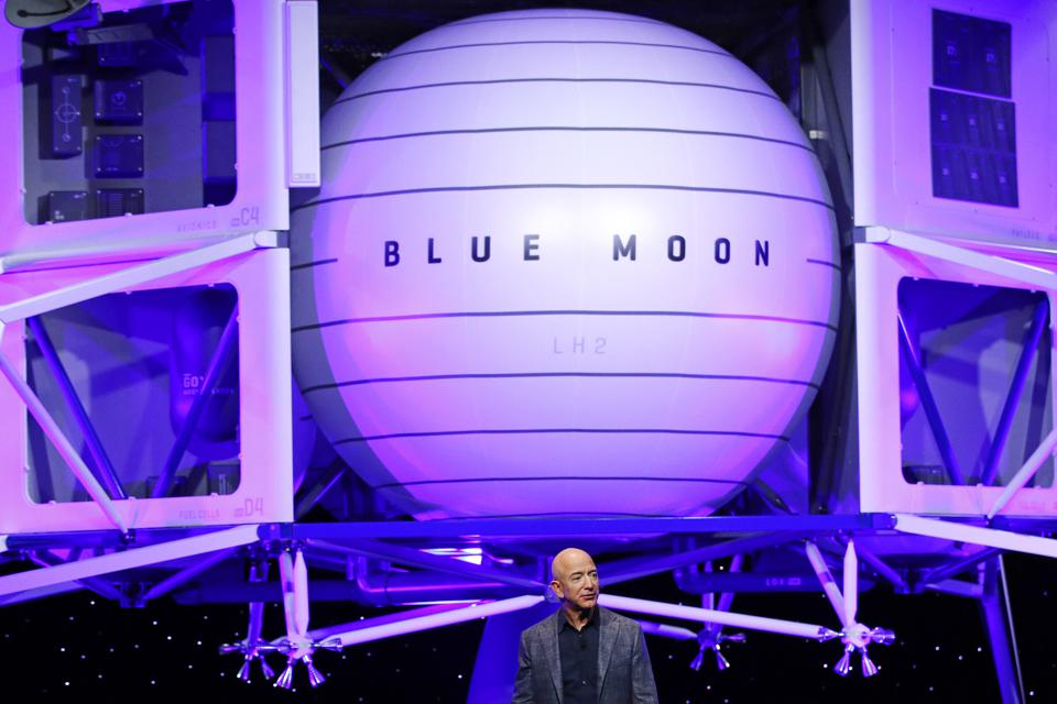 Bezos Blue Origin