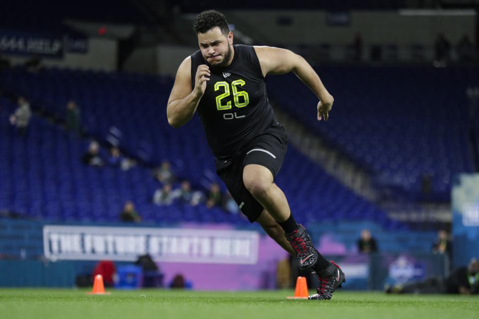 Jonah Jackson NFL Draft