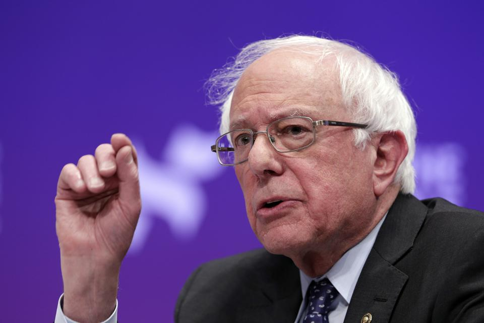 Election 2020-Bernie Sanders-Agriculture