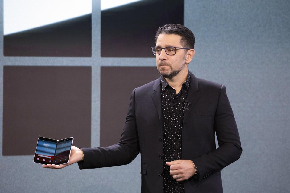 Microsoft Surface Shock As 'All-New' Surface Duo Revealed