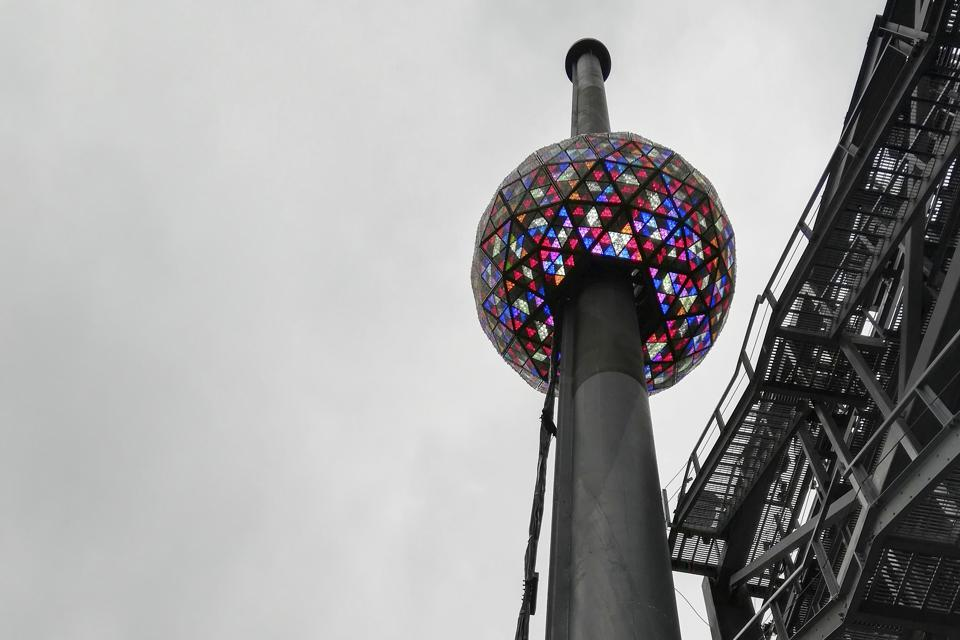 New Years Eve Ball, Times Square, celebration, Waterford crystal, manufacturing, New Year's Eve, countdown