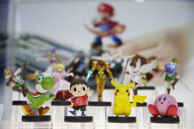 Wave 4 Of Nintendo's Amiibos Sells Out