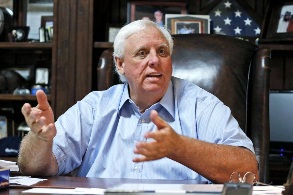 Billionaire Coal Magnate Jim Justice Shunned By Coal Industry In W. Va. Gubernatorial Bid