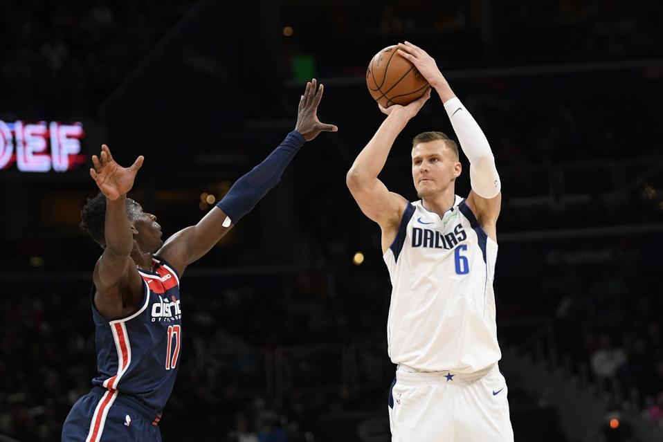 Mavericks Wizards Basketball