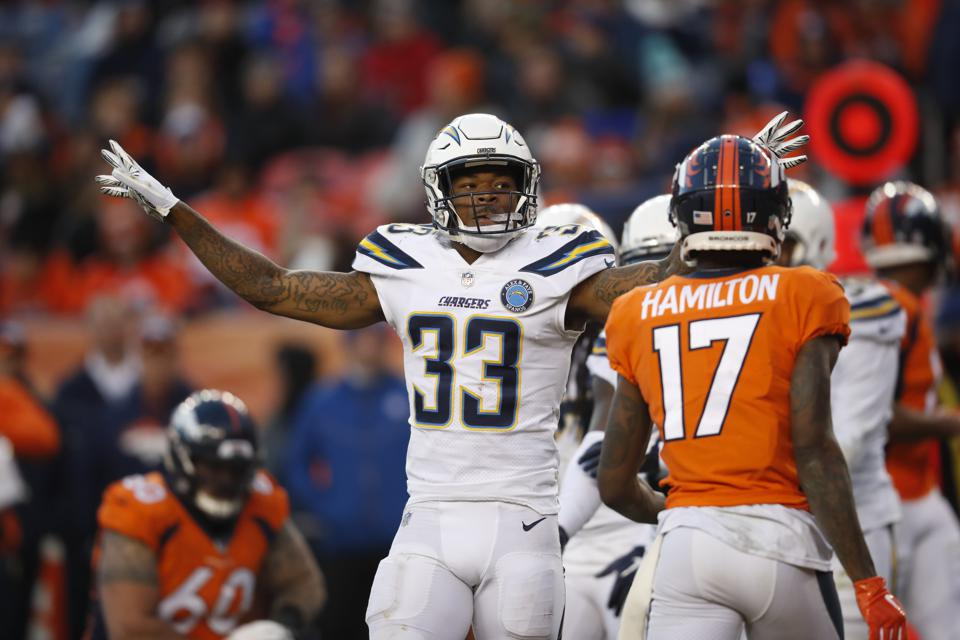 ca47ce37 Derwin James' Injury Is The Latest Setback For The LA Chargers ...
