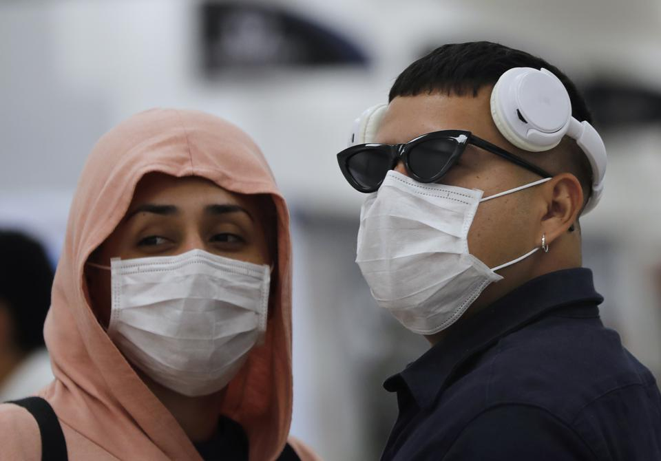 Mexico Virus Outbreak