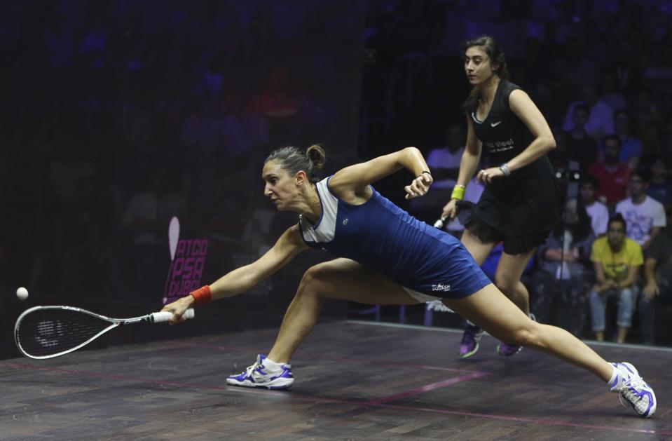 Dubai Squash