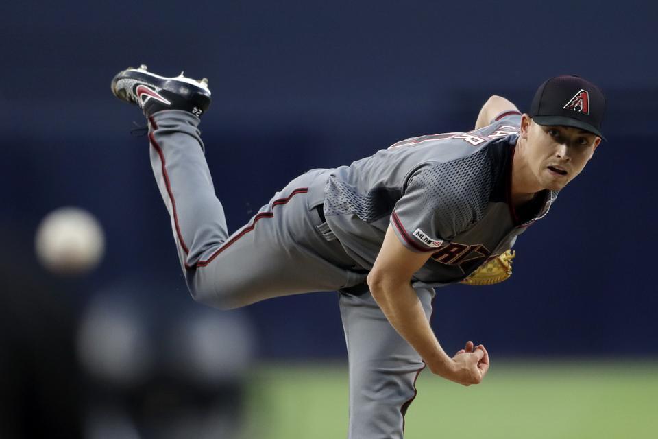 What Arm Injury? Arizona's Weaver Proved He Belongs in 2019