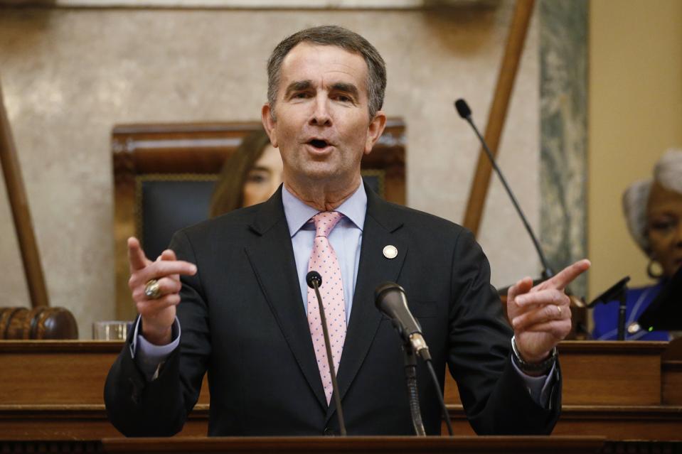 Virignia Legislature Democratic Takeover