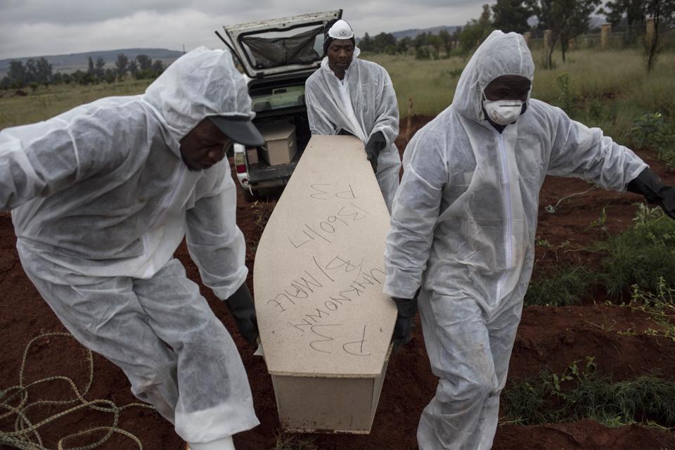 APTOPIX The Missing Lost Migrants