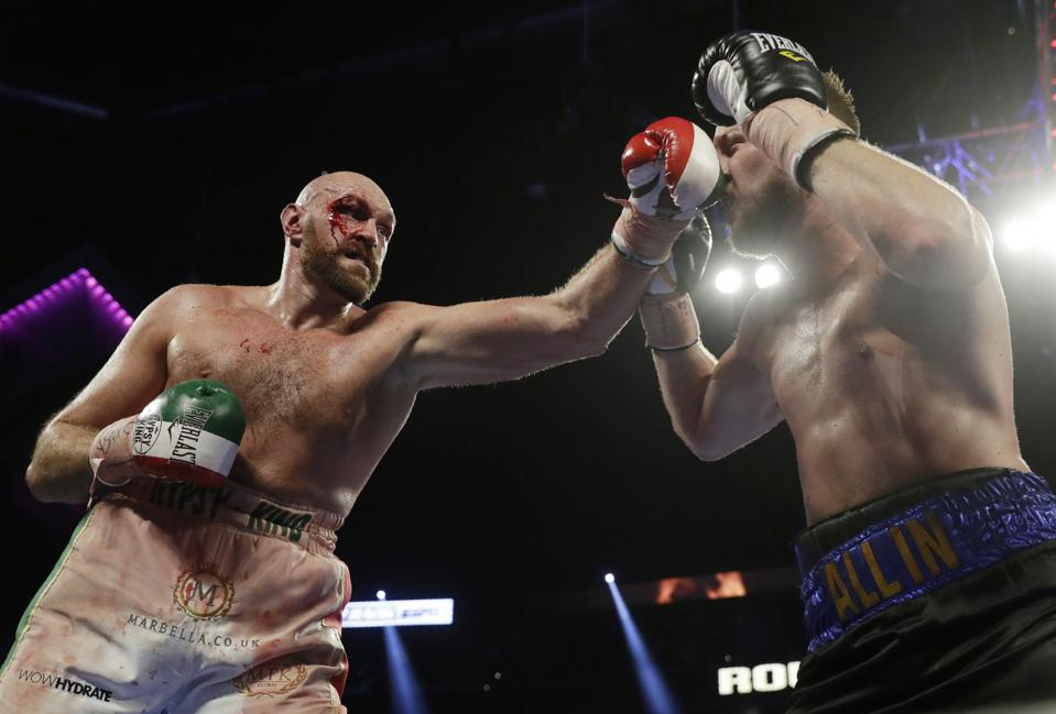 Tyson Fury Vs. Otto Wallin Results: Winner, Analysis, And Twitter Reaction