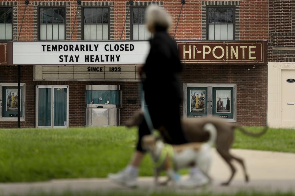 Virus Outbreak Missouri Daily Life