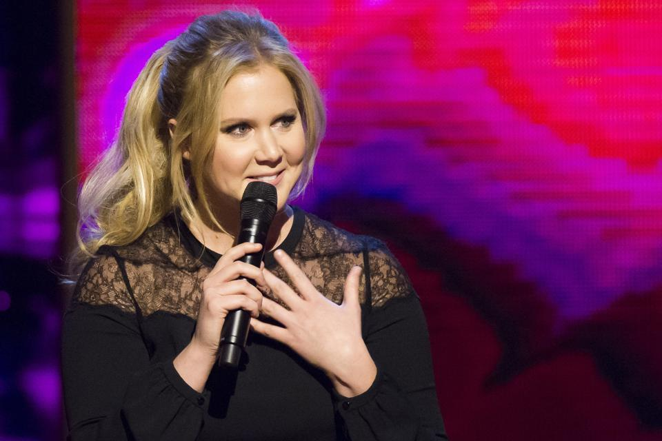 How To Be Confident By Amy Schumer  cosmopolitancom