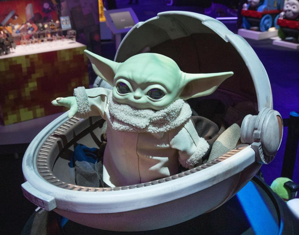 Maybe Baby Yoda can help self-driving cars.