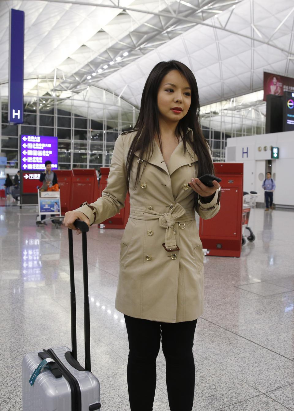Miss Canada, Barred From China To Compete For Miss World, Now Free To Attack Abuses