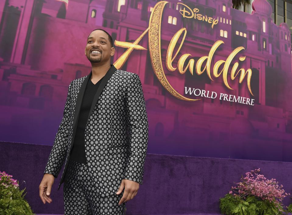 LA Premiere of ″Aladdin″ - Red Carpet