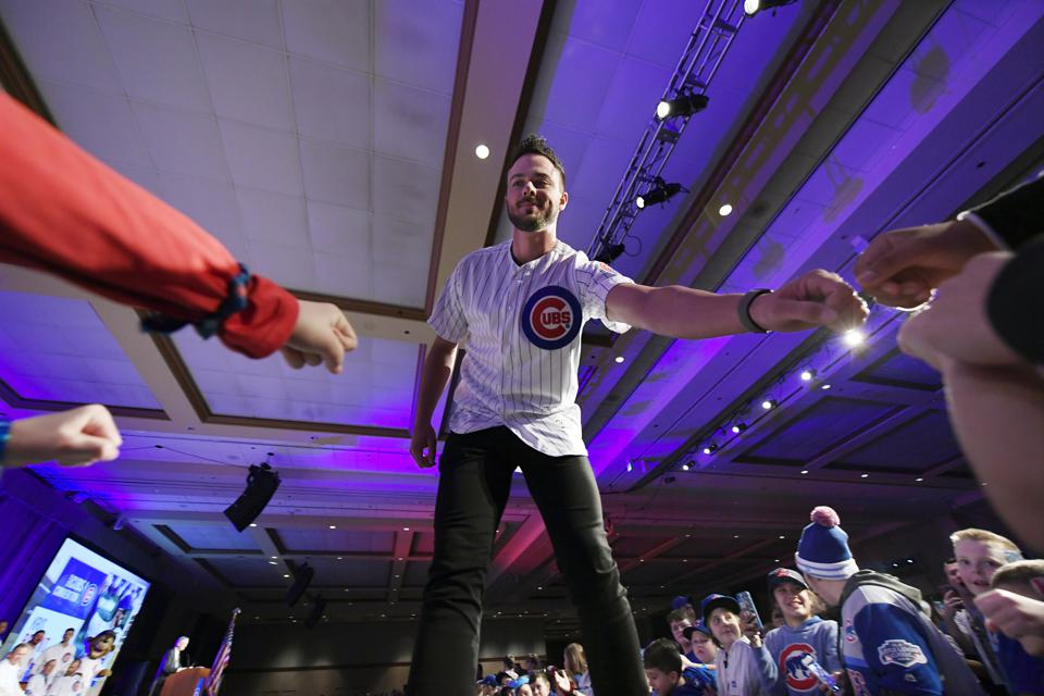 Cubs Convention Baseball