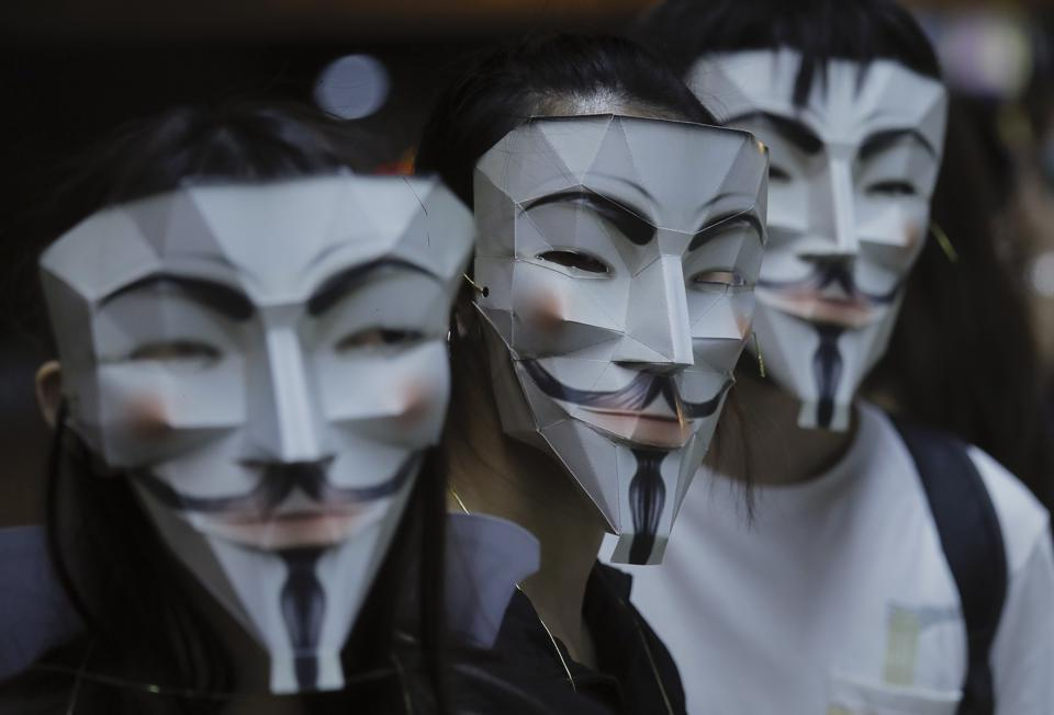 China Fires 'Great Cannon' Cyber-Weapon At The Hong Kong Pro-Democracy Movement