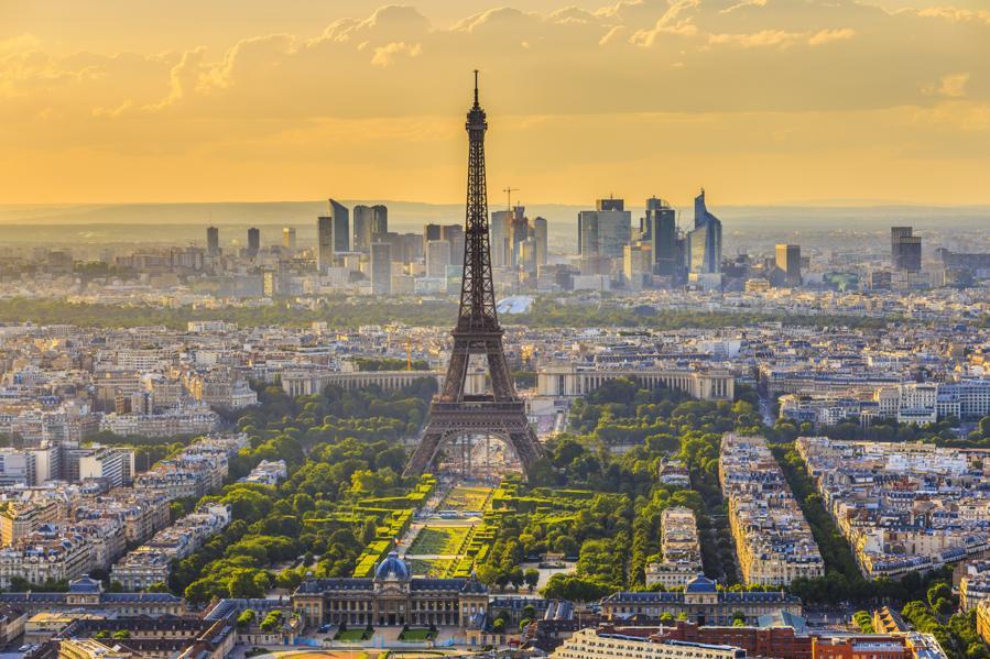 No. 3: Paris