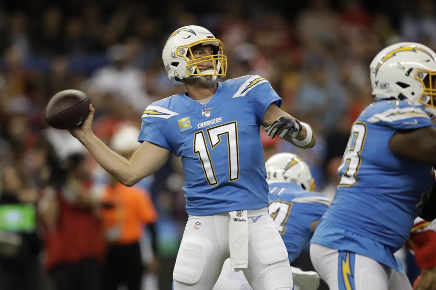 With Each Interception, Philip Rivers' Future With The LA Chargers Becomes More Muddled