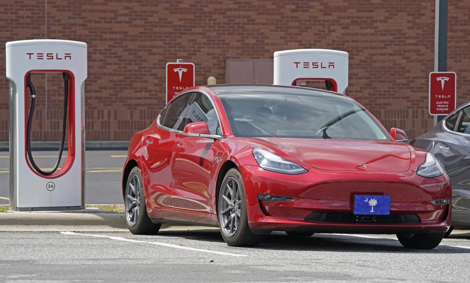 Tesla Car Sales