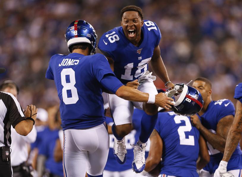 Takeaways From The Giants' 32-12 Preseason Win Over The Bears
