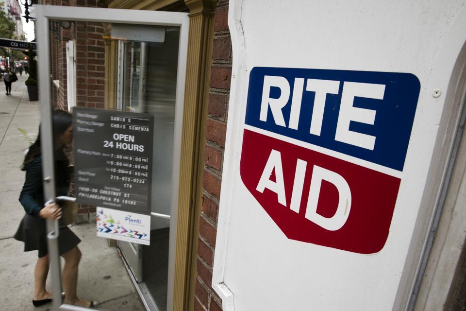 Earns Rite Aid