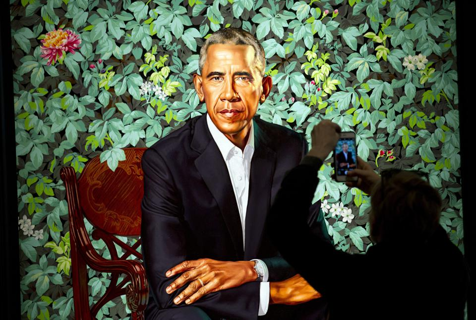 Will The Obama Portraits Be Coming To A City Near You?