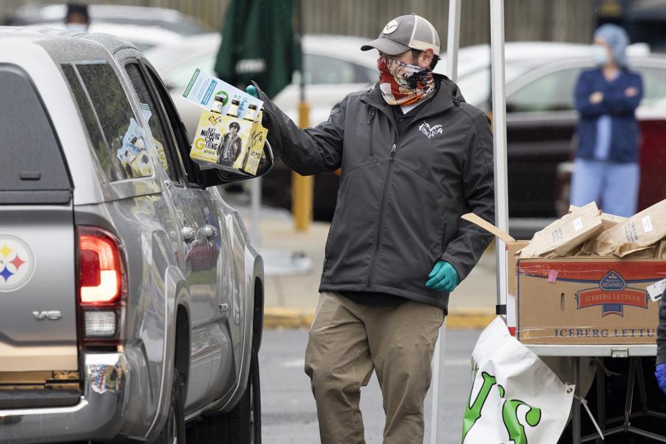 Virus Outbreak Maryland