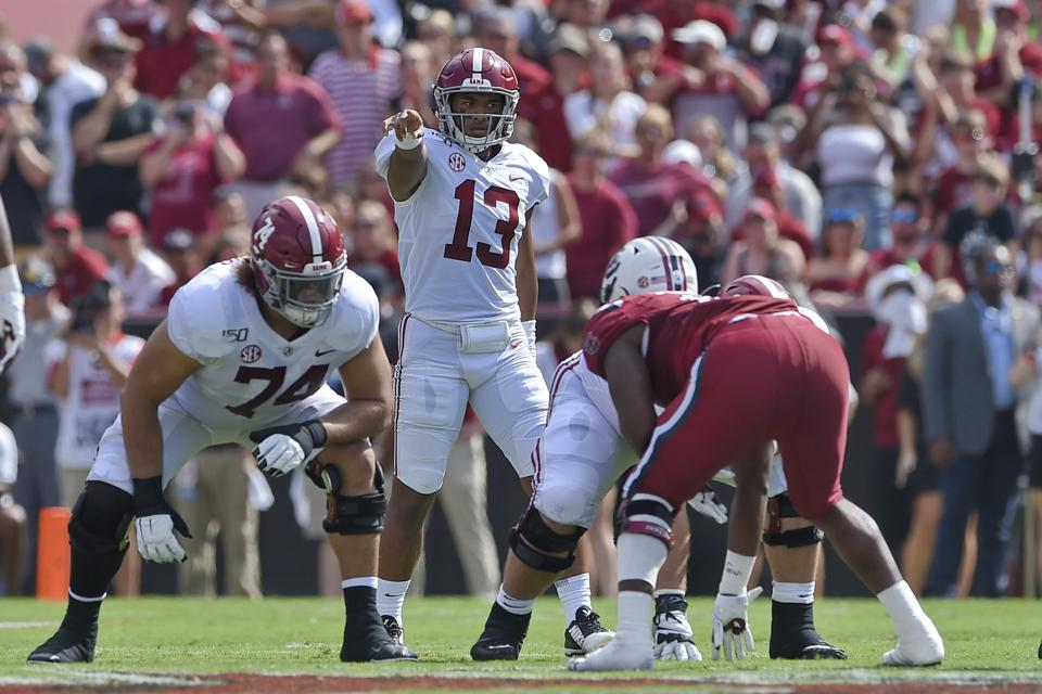College Football Week 4 Betting Lines And Top 25 Report