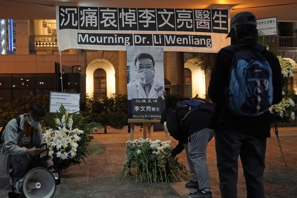 'RIP Our Hero': Li Wenliang's Death Sparks Rare Outrage From Chinese Citizens Towards Government